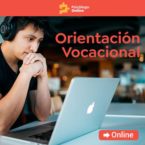 orientación vocacional cursos